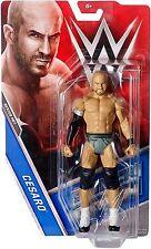 Cesaro WWE Basic 67 SMACKDOWN Mattel Wrestling Figure Azione Nuovo di Zecca