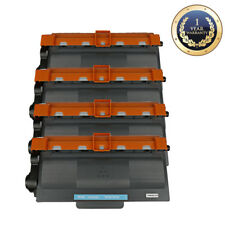 4PK Compatible For Brother MFC-8810DW HL-5470DW Printer TN750 Toner Cartridge