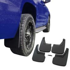 Chevy Tahoe 2015-2017 Mud Flaps Mud Guards Splash 4 Piece Set Front & Rear