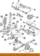 Ford Motorcraft MCSOE4 OEM Super Duty Front Upper Ball Joint 4C3Z-3049-DB
