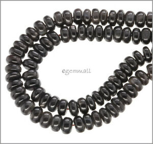 Cat's Eye Scapolite Rondelle Beads 8mm Grade A #84058