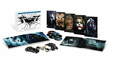 The DARK KNIGHT Trilogy Ultimate Collector's LIMITED Edition Blu-ray BAT-Pod NEW