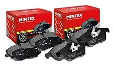 HYUNDAI i10 1.0 1.1 & 1.1 CRDi 2007-2012 MINTEX FRONT AND REAR BRAKE DISC PADS