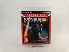 MASS EFFECT 3 SONY PS3 PLAYSTATION 3 PAL ITA ITALIANO ORIGINALE NUOVO SIGILLATO
