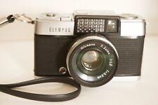 Olympus Pen D half frame camera