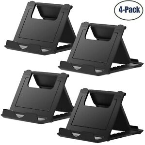 Cell Phone Stand,4 Pack Tablet Stand,Universal Foldable Multi-angle Pocke... New