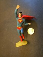 "***** VINTAGE~1966 IDEAL 3 1/2"" SUPERMAN Figure with  CAPE *****"