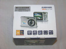 New Hd Mini Red Point and Shoot Digital Camera For Kids Students Teen 18 Mp