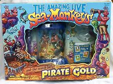Amazing Live Sea-Monkeys Search Pirate Gold Tank Aquarium Habitat Exploratoy