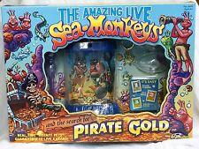 New listing Amazing Live Sea-Monkeys Search Pirate Gold Tank Aquarium Habitat Exploratoy