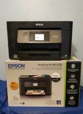 Epson WorkForce Pro WF-3720 All-in-One Printer Home Office Copy Scan Fax WIFI