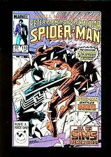 SPECTACULAR SPIDERMAN 110 (9.6) VS DAREDEVIL MARVEL (b001)