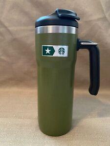 Starbucks + Stanley Military Commitment Stainless Steel Tumbler