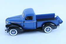 FANTASTIC DANBURY MINT 1941 CHEVROLET PICKUP 1/24 SCALE DIE CAST