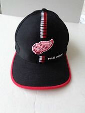 DETROIT RED WINGS NHL ONE SIZE ADJUSTABLE HAT CAP *FREE US S/H* NEW