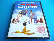 LA FAMILIA STUPID / The Stupids - John Landis - English / Español - Precintada