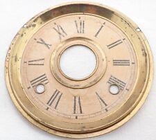 Antique Kitchen Shelf Clock Dial Parts Repair