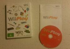 Wii PLAY  Wii  ☆☆☆AUSSIE SELLER☆☆☆  NINTENDO CONSOLE GAME - GC