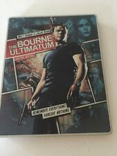Steel Book - The Bourne Ultimatum (Blu-ray + DVD) (Limited Edition)