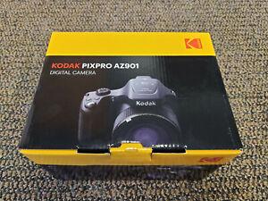 In Box Kodak Pixpro AZ901 20MP Digital Camera, Black #AZ901BK *Cosmetic Issue