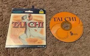 Tai Chi (PC/Apple Mac, 2000) Windows Expert Video Lessons CPU Computer Software