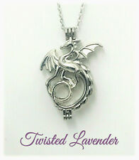 "Majestic Dragon Pendant with 18"" Necklace"