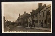 Winchcombe - Ye Olde Corner Cupboard - real photographic postcard