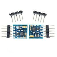 2 Pack GY-271 5883L Gyroscope Acceleration Compass Module Arduino Compatible