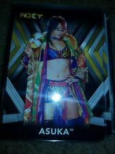 2017 Topps WWE NXT #1 Asuka