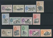 Sierra Leone 1966 SG 210-22 MM