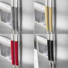 4PCS Kitchen Appliance Refrigerator Door Handle Cover Protector Smudges Decor US