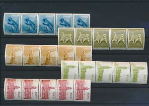 LN23075 South West Africa monuments wildlife animals fine lot MNH