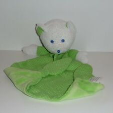 Doudou Ours Musti - Vert