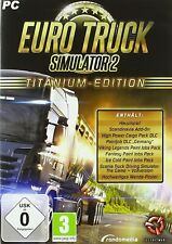 Euro Truck Simulator 2 - Titanium Edition (PC, 2015, Steam Key) [DE][EU]