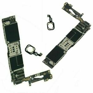 Main Motherboard For iPhone 6S/6 Plus 64GB/16GB + Touch ID Unlocked Logic Boards