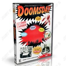 Doomsday Documentary DVD : Narrated By Glenn Ford : NEW
