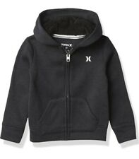 Hurley Polar Protect Zip Up Hoodie Sweatshirt Anthracite Size 2T NWT