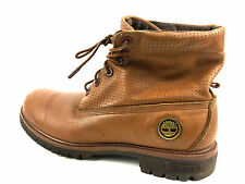 Timberland all Leather Perforated 6 Inch Premium Men's US.9.5 EU.42-43 -1025