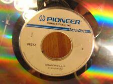Dragon's Lair LaserDisc Original