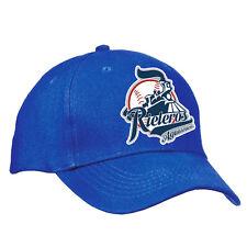Rieleros de Aguascalientes Baseball color Blue King Cap Hat
