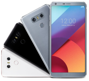LG G6 H871 (AT&T) H872 (T-Mobile) VS988 (Verizon Wireless) 4G LTE Smartphone