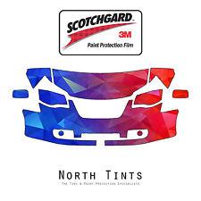 Chrysler Town & Country 08-10 PreCut 3M Scotchgard Paint Protection Clear Bra