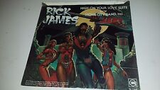 """RICK JAMES High On Your Love Suite / Stone City Band Hi GORDY 7164 45 7"""""""