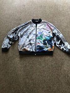 adidas ladies jacket Size 16
