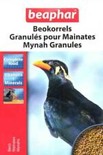 Beaphar Complet Mainate Oiseau Nourriture Alimentation Granules Vitamines &