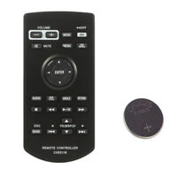 CXE5116 Remote Control w/ Battery For Pioneer AVH X6500DVD AVH X490BS Car Audio