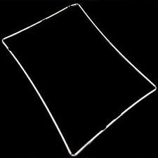 Soporte de medio marco Bisel Blanco Soporte De Pantalla Táctil para iPad 2 Ipad 3 Ipad 4