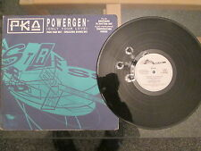 P.K.A - Powergen (Only Your Love)- 12in Single