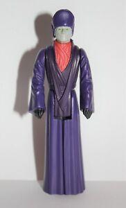 Vintage Star Wars Complete POTF Last 17 Imperial Dignitary Figure - 1984 - C9+
