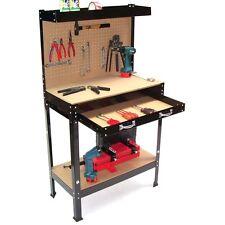 06061 Etabli 800 rangement tiroir atelier panneau outil machine outillage bricol